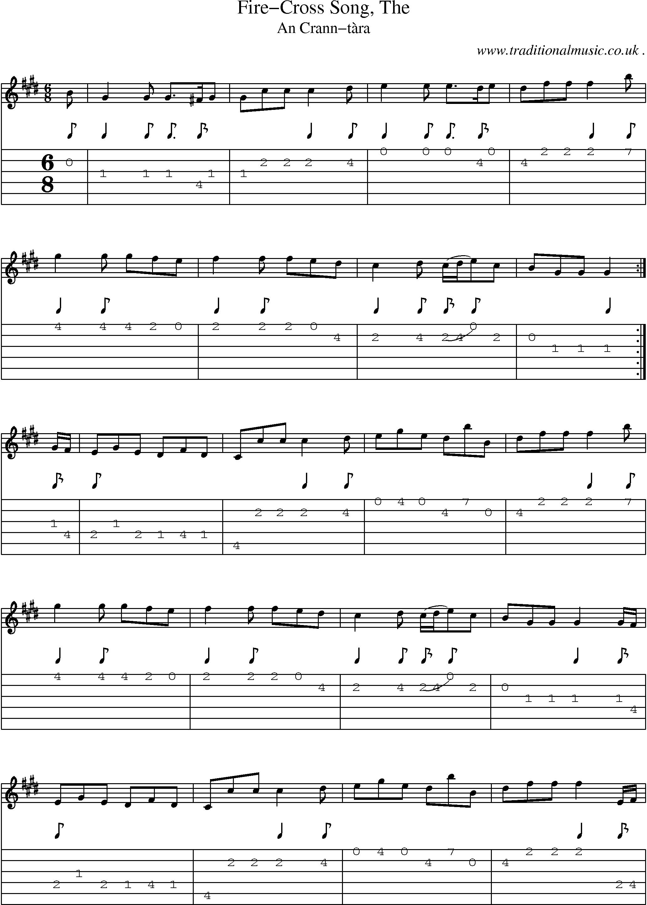 I See Fire Chords Scottish Tune Sheetmusic Midi Mp3 Guitar Chords Tabs Fire