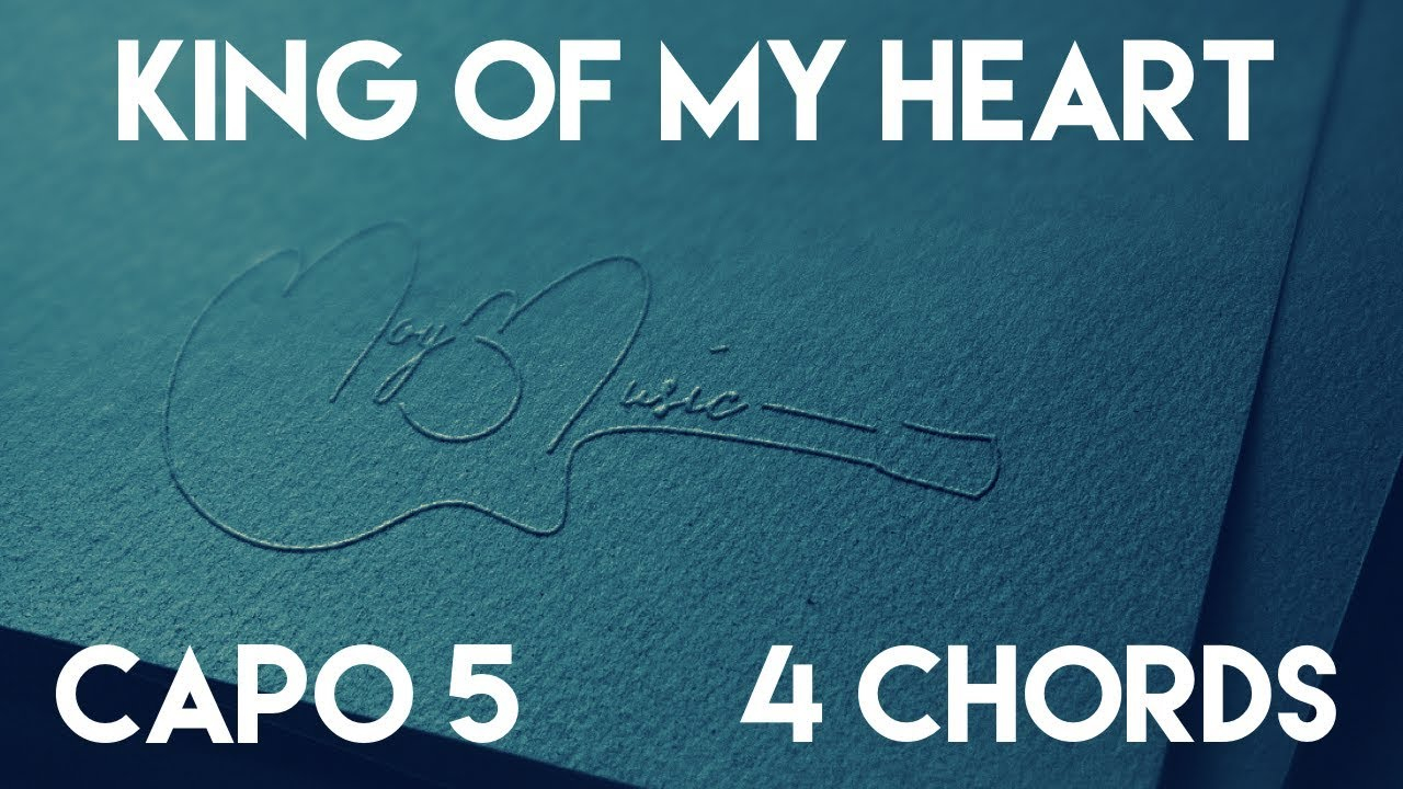 King Of My Heart Chords How To Play King Of My Heart Taylor Swift Capo 5 4 Chords Guitar Lesson