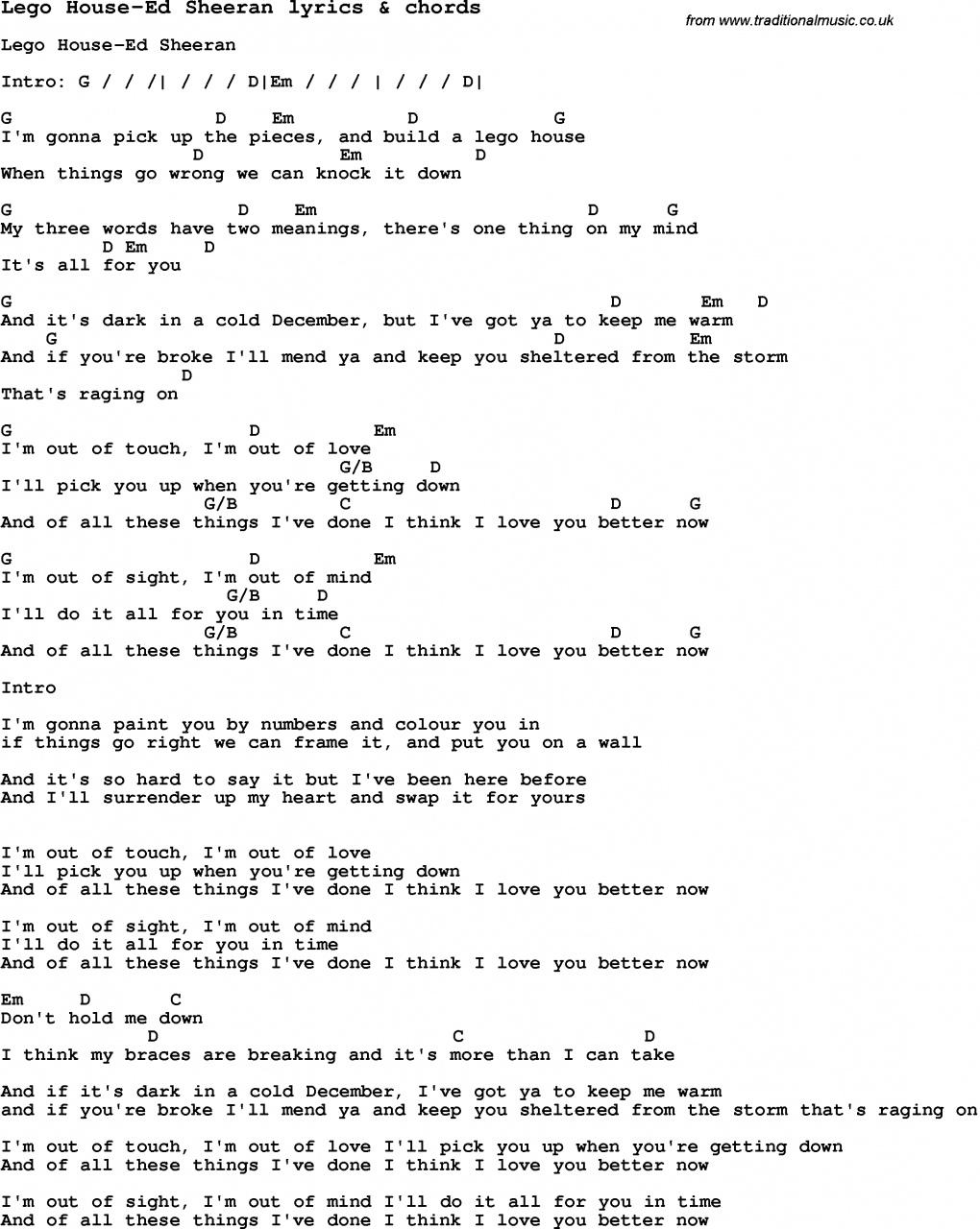 Kiss Me Chords Kiss Me Ed Sheeran Guitar Chords Mouhab Dakhil Dakhilmouhab On