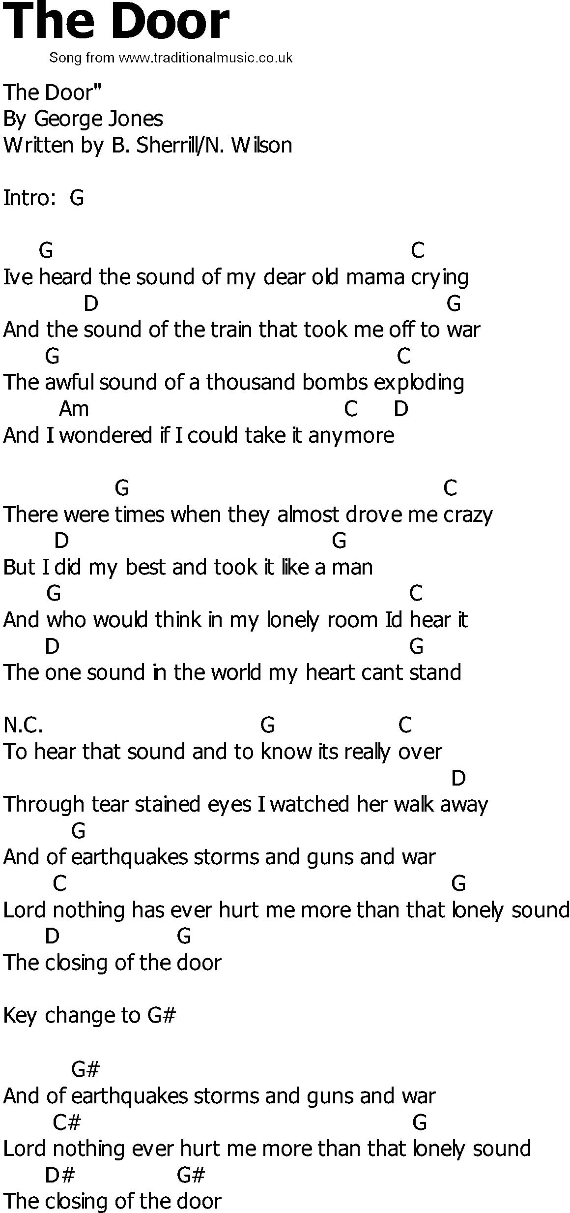 Knocking On Heavens Door Chords Door Chords Beginneru0027s Strumming Lesson Knocking On