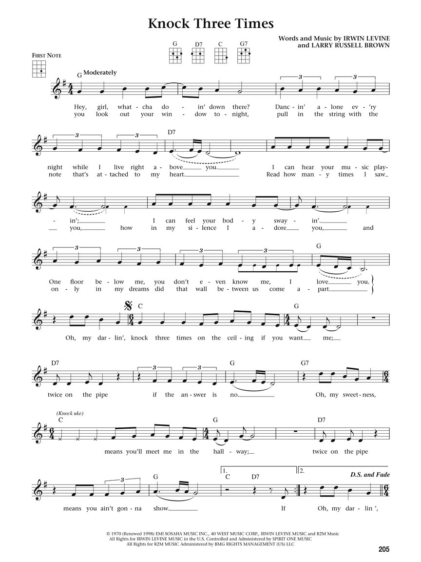 La Vie En Rose Ukulele Chords The Daily Ukulele Leap Year Edition 366 More Songs For Better