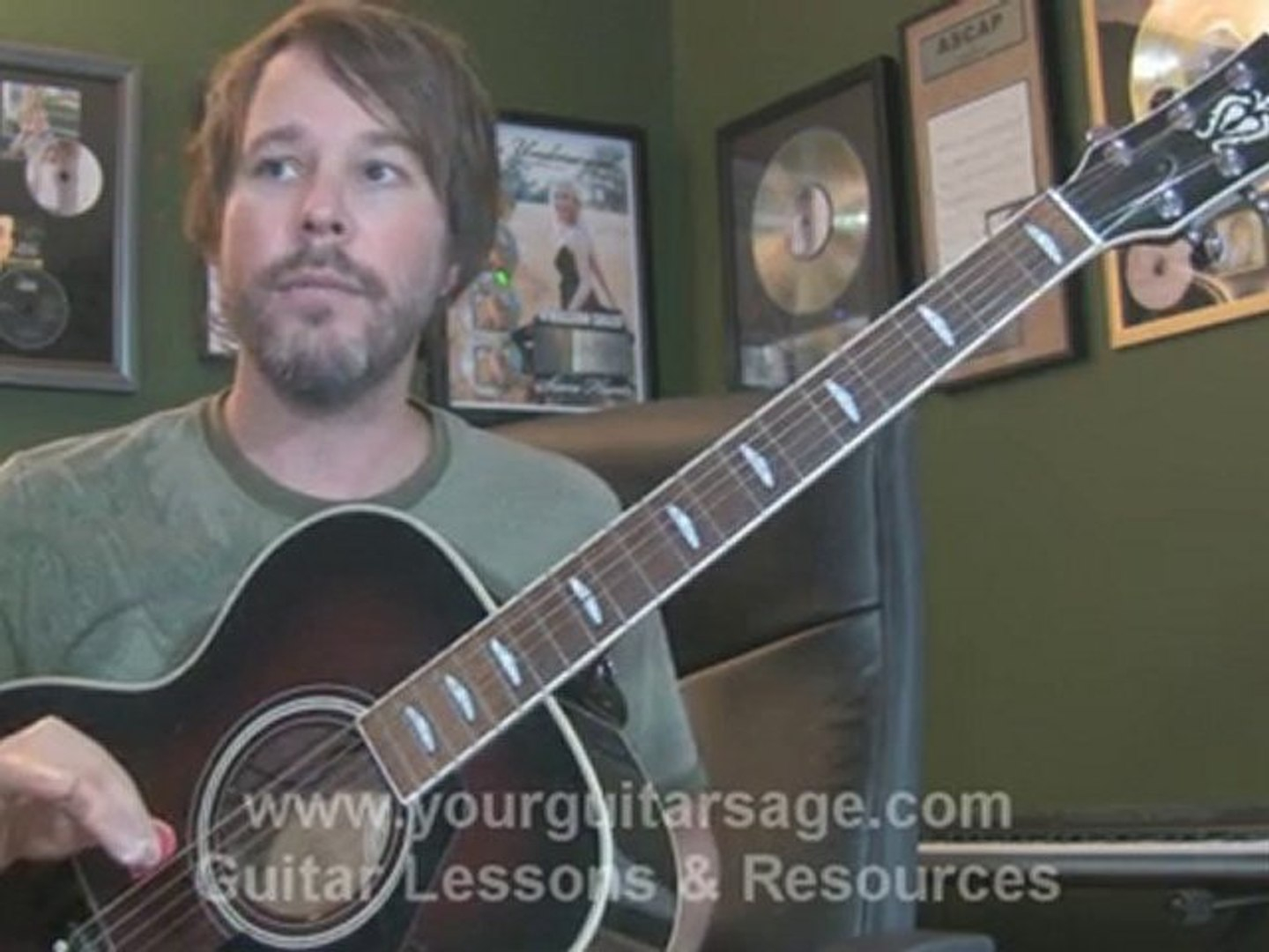 Last Dance With Mary Jane Chords Guitar Lesson Last Dance With Mary Jane Tom Petty