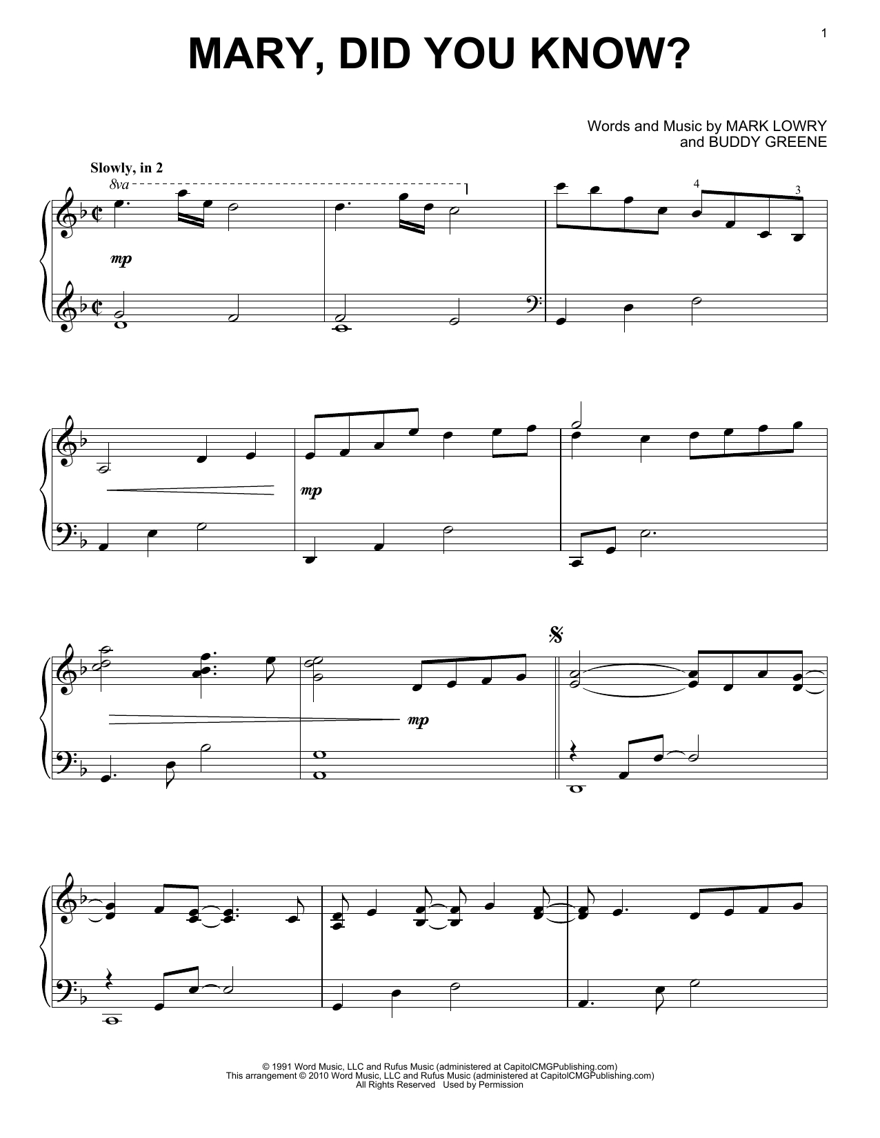 Mary Did You Know Chords Mark Lowry Mary Did You Know Sheet Music Notes Chords Download Printable Very Easy Piano Sku 173410