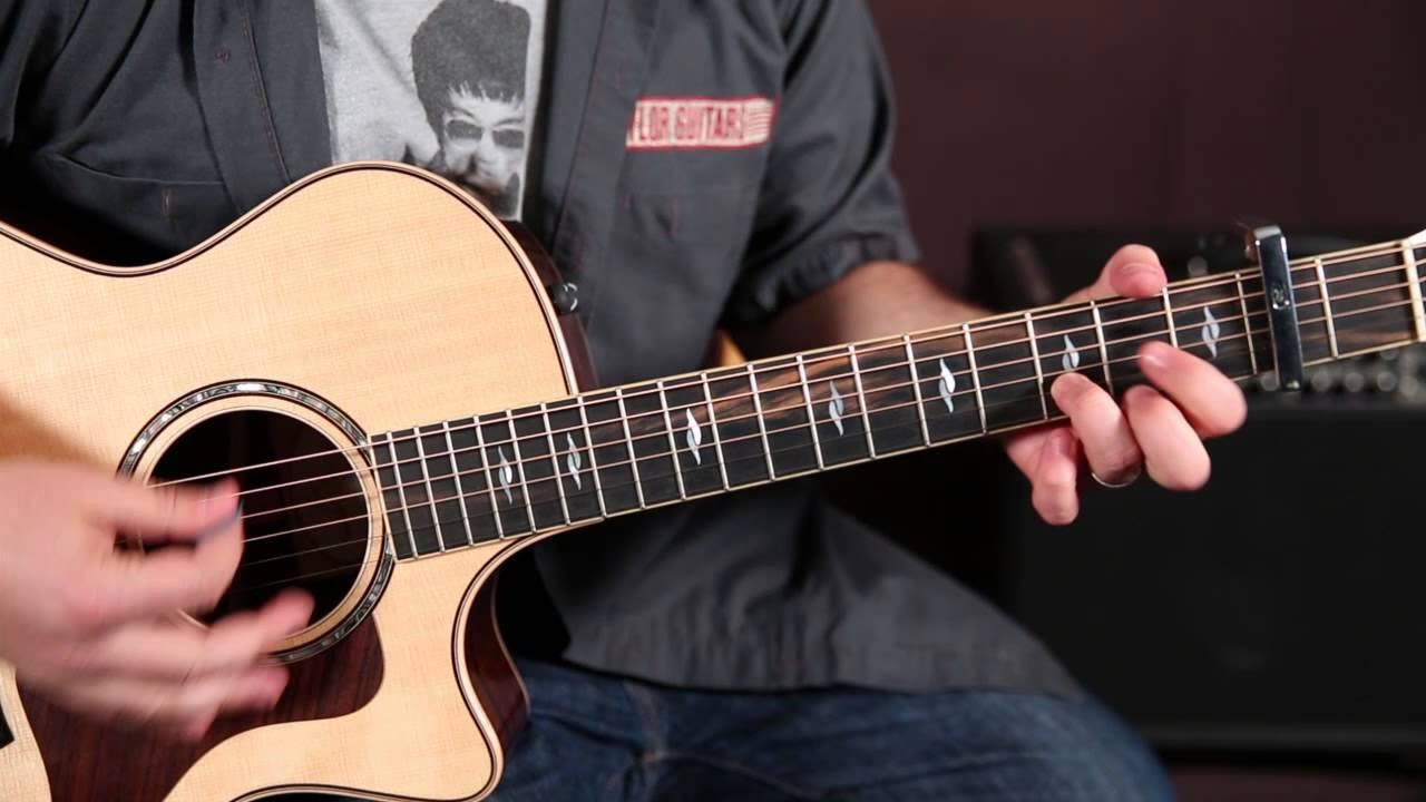 Peaceful Easy Feeling Chords The Eagles Peaceful Easy Feeling Chords And Rhythm Guitar Lesson Easy Beginner Songs