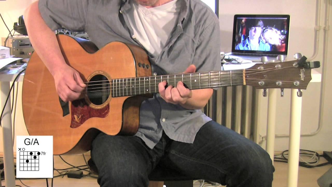 Tiny Dancer Chords Tiny Dancer Acoustic Guitar Tutorial Chords Elton John