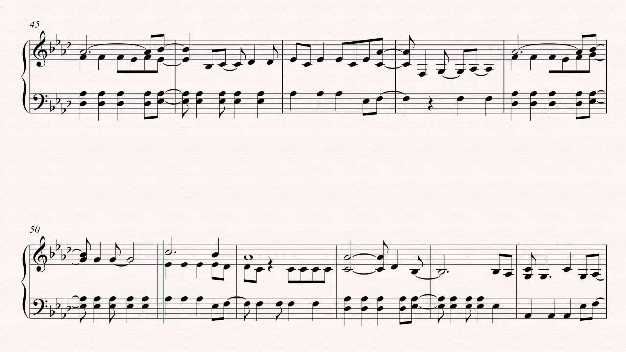 Viva La Vida Chords Piano Viva La Vida Coldplay Sheet Music Chords Vocals