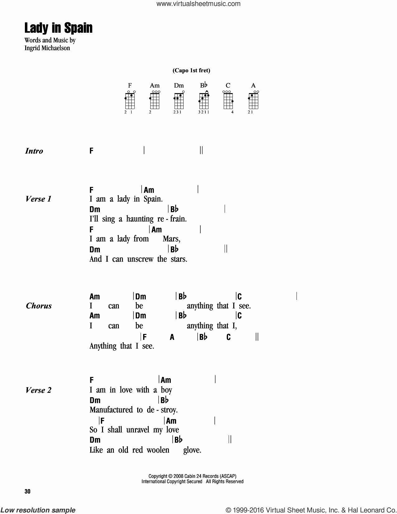 You And I Ukulele Chords Gm Ukulele Chord Accomplice Music