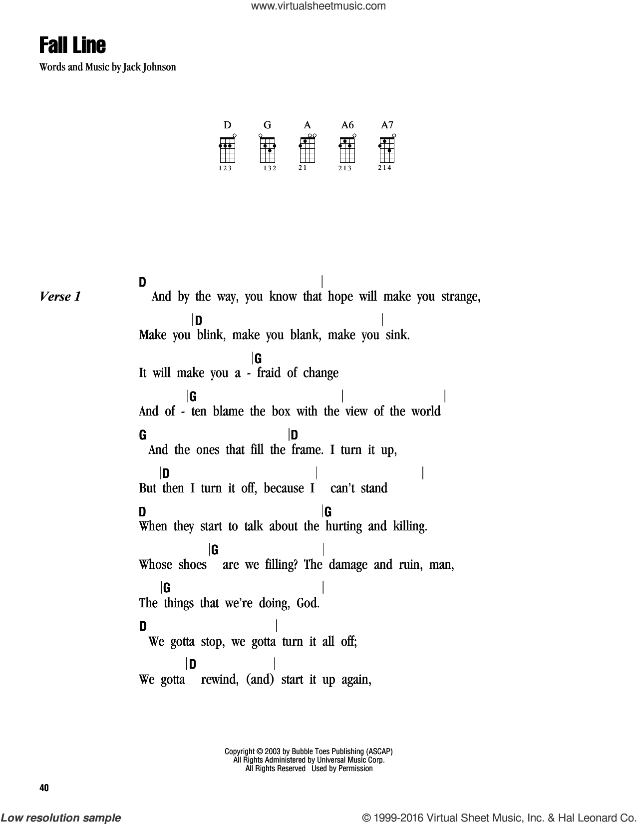 You And I Ukulele Chords Johnson Fall Line Sheet Music For Ukulele Chords Pdf
